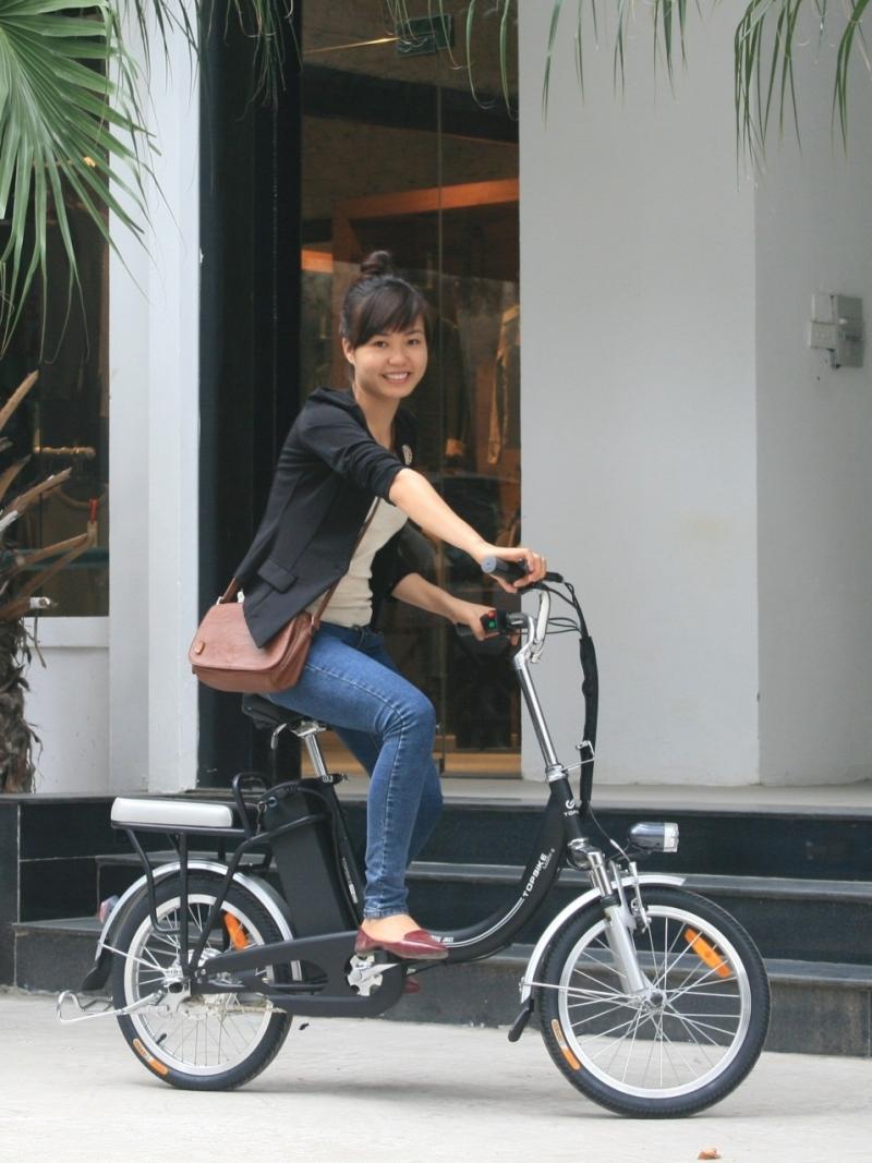 Vietbike- Phong cách vượt trên tốc độ
