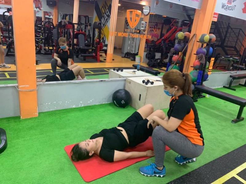 VietGym Yoga Center