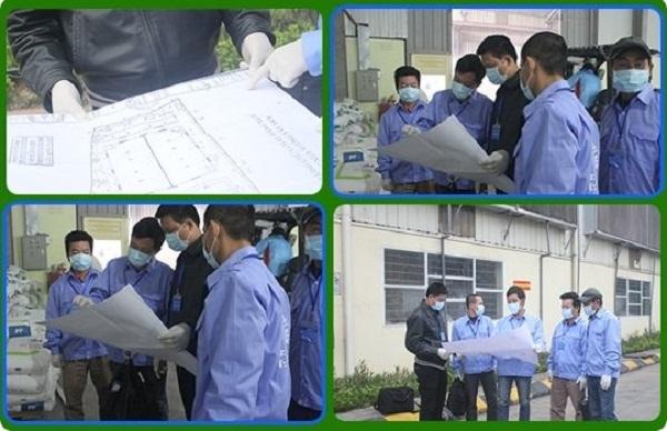 Vietnam Pest Control có đội ngũ kỹ sư và chuyên viên chất lượng cao