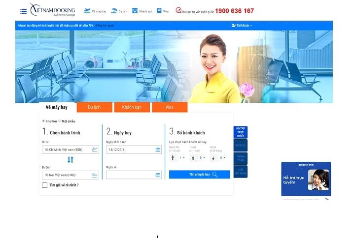 Vietnambooking.com