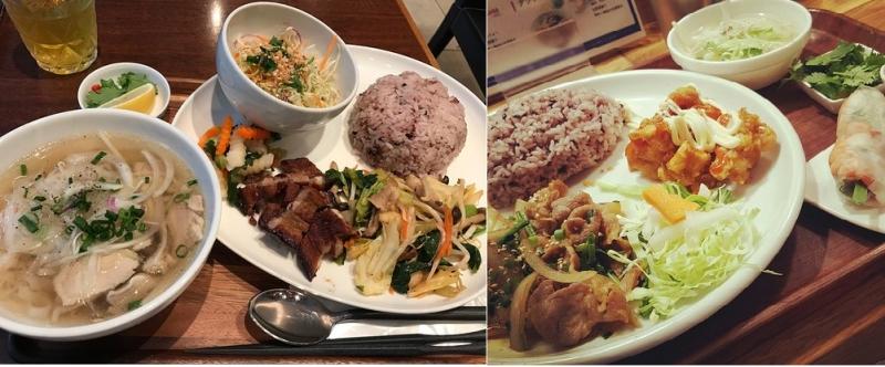 Một số món ăn Việt Nam khác tại nhà hàng