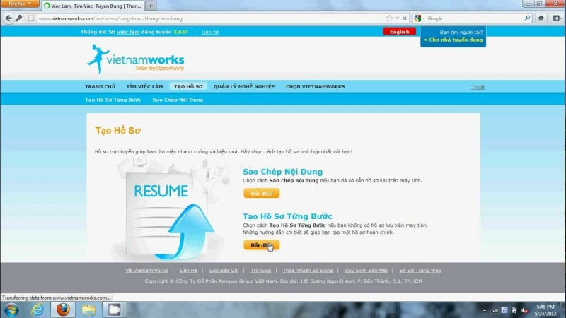 Vietnamworks.com
