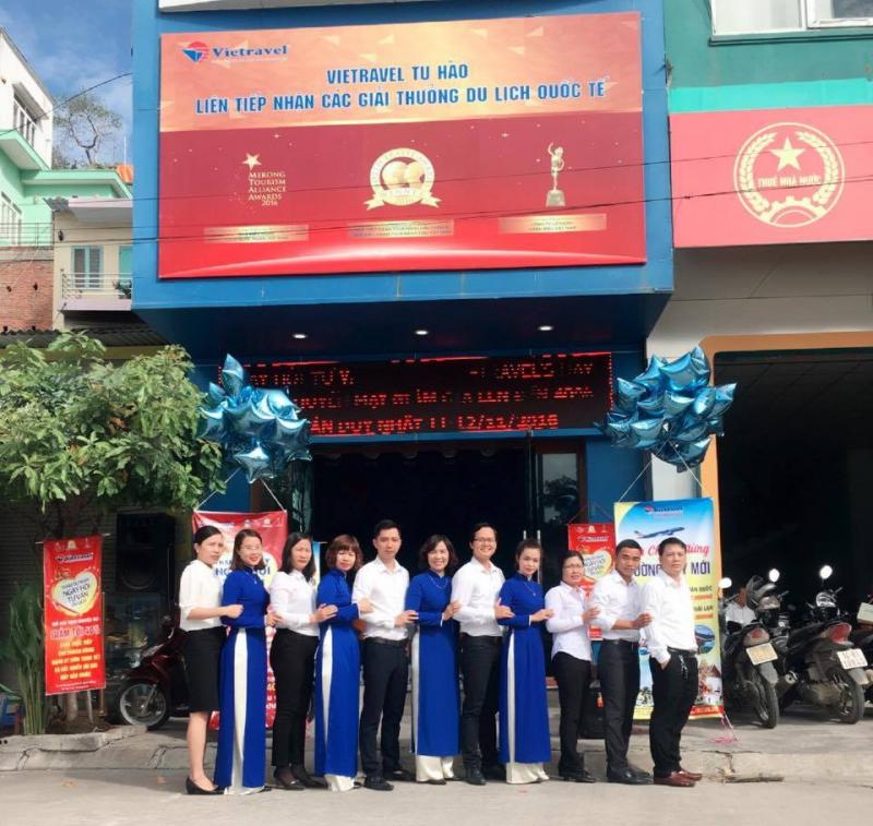 Vietravel chi nhánh Quảng Ninh