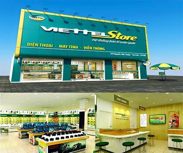 Viettel Store - Nơi mua Smartphone uy tín