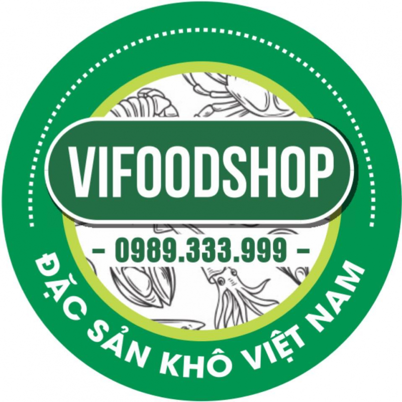 Vifoodshop - Đặc Sản Khô Việt Nam