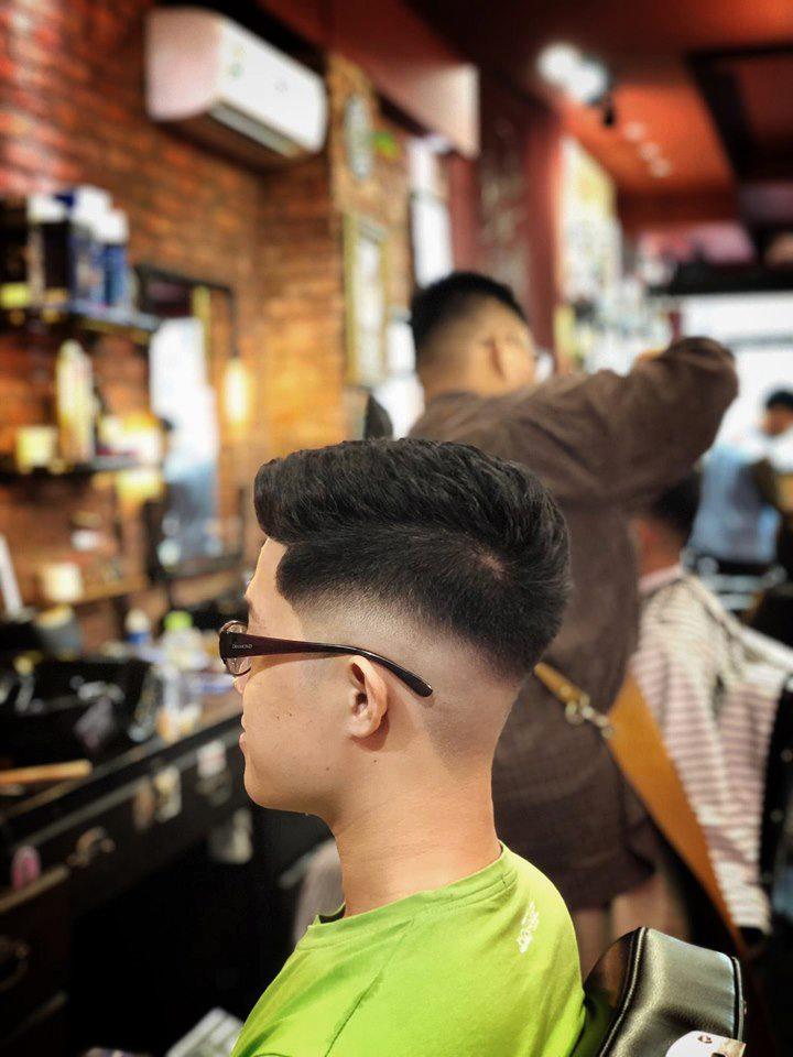 Viking Barbershop - Đà Nẵng