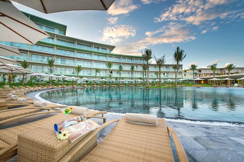 Top 10 khách sạn gần biển Sầm Sơn được du khách lựa chọn nhiều nhất