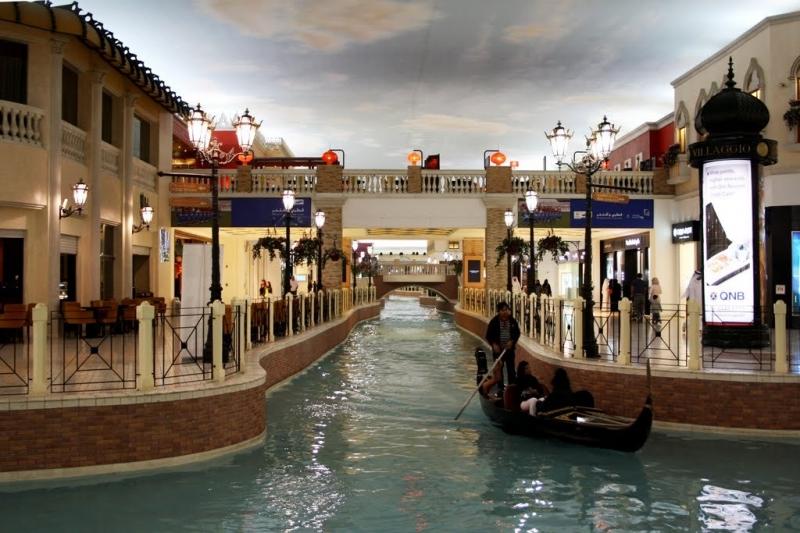 Trung tâm thương mại Villagio Mall