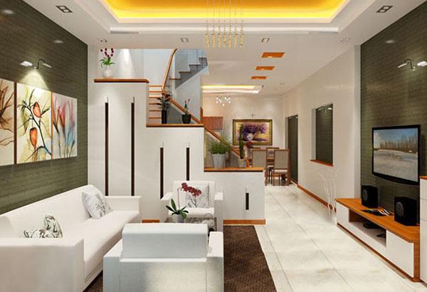 Thiết kế và thi công nội thất của Vina home