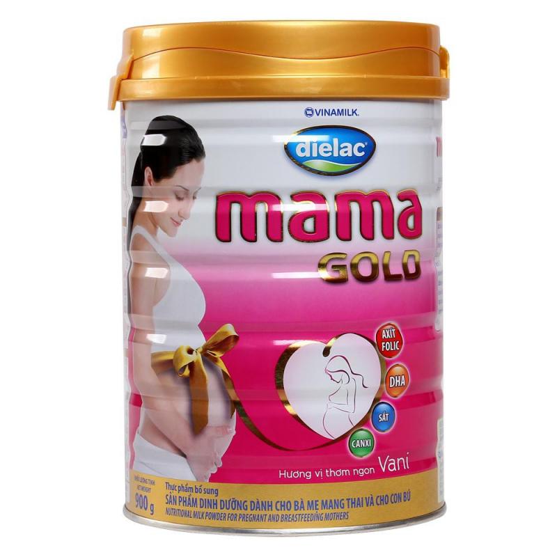 Sữa Vinamilk Dielac Mama Gold Việt Nam dành cho bà bầu