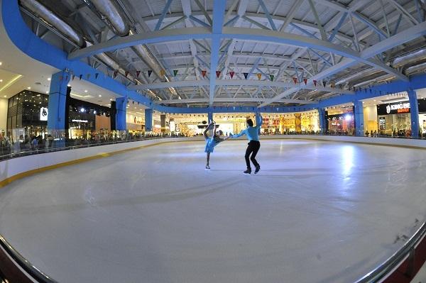Sân trượt băng
