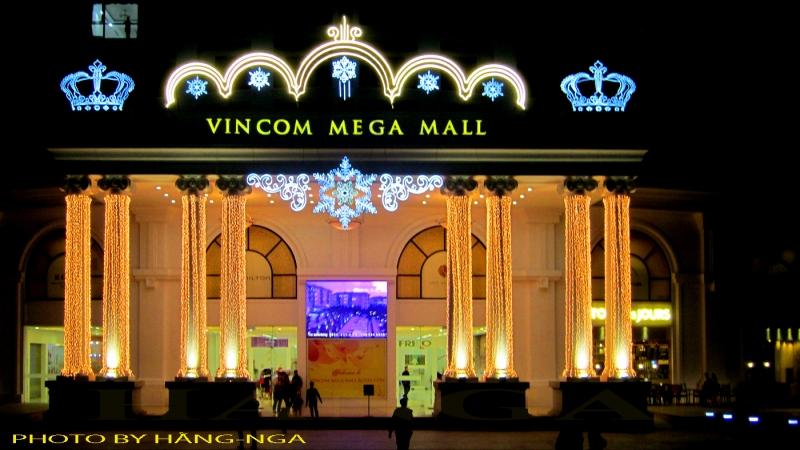 Vincom Mega Mall - Hà Nội