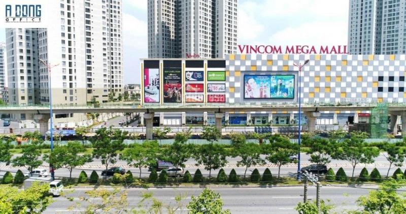 Vincom Mega Mall Thảo Điền