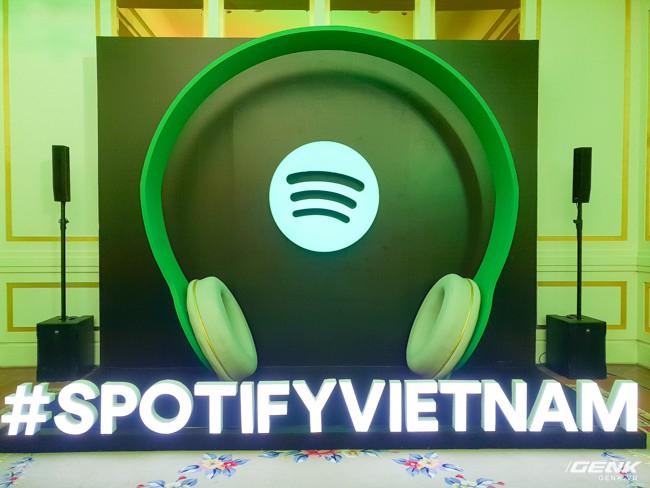 Spotify chính thức có mặt ở Việt Nam với mức giá cực kỳ dễ chịu