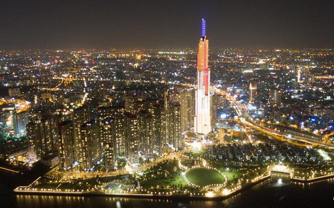 Landmark 81 - Tòa nhà cao nhất Việt Nam của Vingroup
