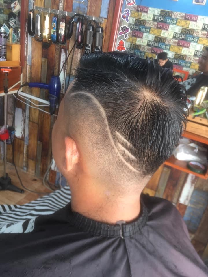Vinh BarBer mỗi mẫu tóc mang màu sắc riêng, phù hợp xu hướng