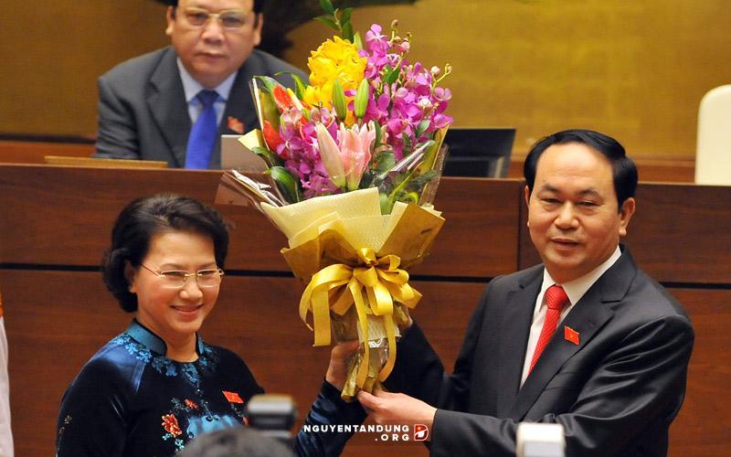 Vĩnh biệt chủ tịch nước Trần Đại Quang