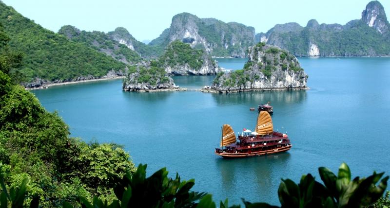 Vịnh Hạ Long hình ảnh của Quảng Ninh Việt Nam
