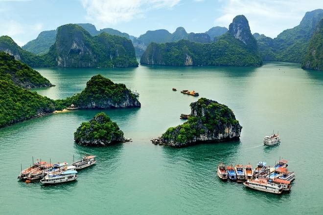 Vịnh Hạ Long - Việt Nam