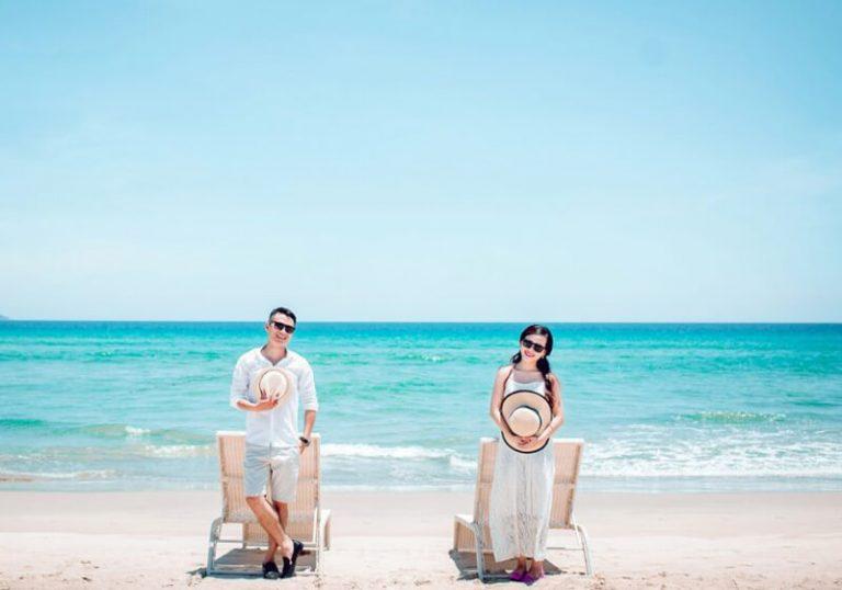Chụp ảnh cưới tại Hạ Long, Quảng Ninh