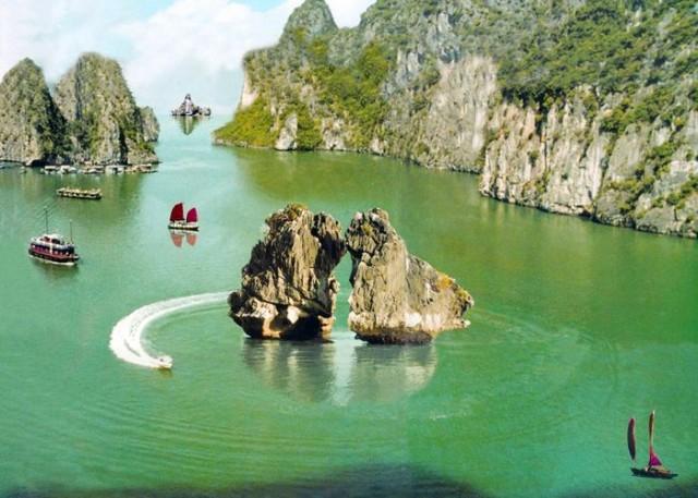 Vịnh Hạ Long - Quảng Ninh