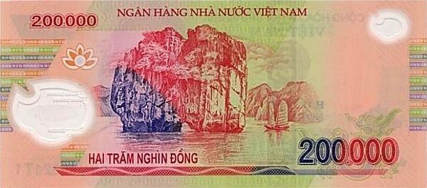 Vịnh Hạ Long (tờ 200.000 đồng)