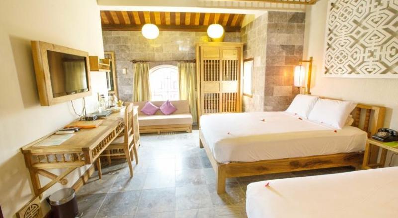 Phòng ngủ đa số là đồ gỗ