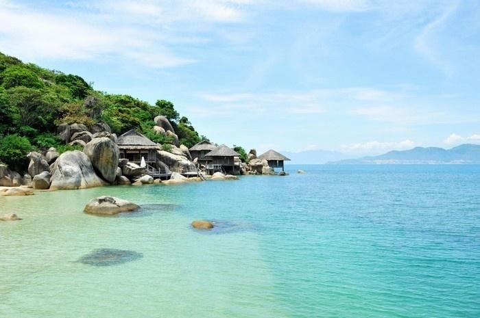 Vẻ đẹp khiến người ta chỉ muốn thả hồn phiêu lãng bên bờ vịnh Ninh Vân