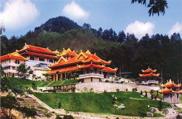 Khu di tích danh thắng Tây Thiên - Vĩnh Phúc