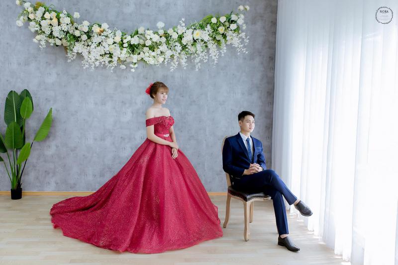 Vĩnh Võ wedding