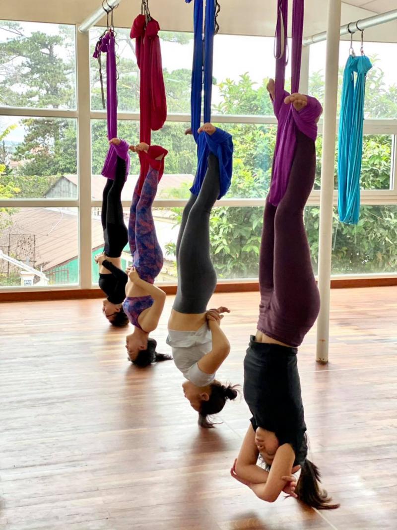 Vĩnh Xuân Yoga
