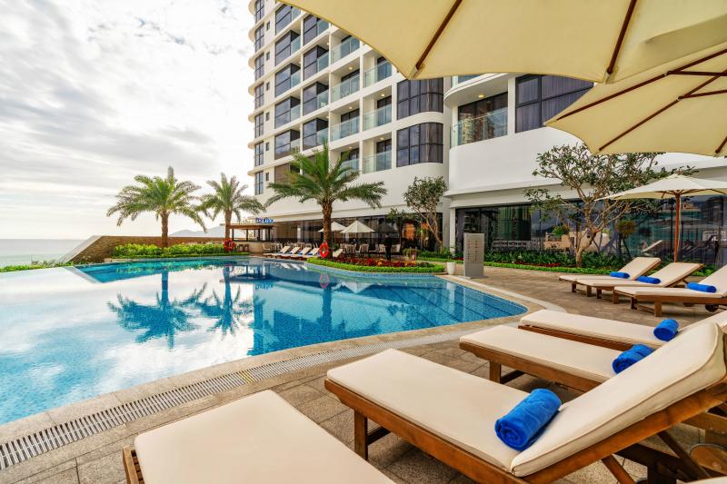 Vinpearl Condotel Nha Trang - 5 star hotel Vinpearl Nha Trang