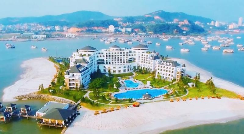 Khách sạn 5 sao Vinpearl Ha Long Bay Resort