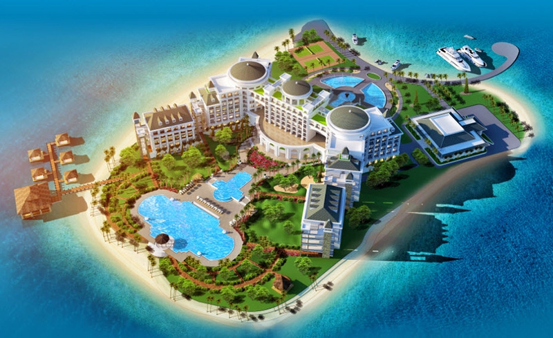 Khu nghỉ dưỡng đảo Rều