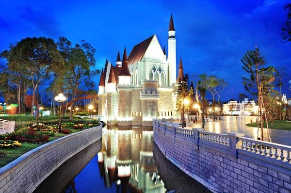 Vinlearl Land Phú Quốc, vùng đất thánh của người yêu du lịch