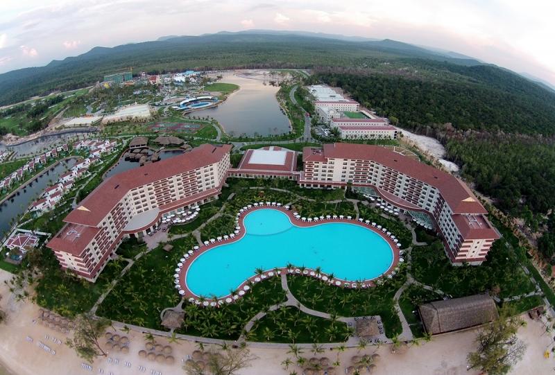 Vinpearl Phú Quốc - tổ hợp nghỉ dưỡng đồng bộ tại Bãi Dài