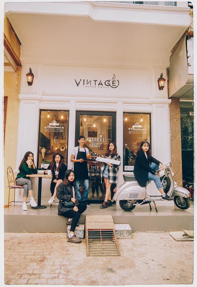 Vintage Coffee House