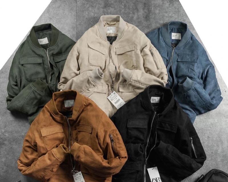 Mẫu áo khoác hot hit