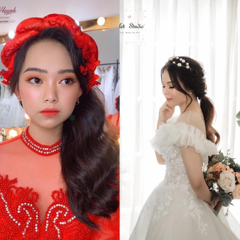 Top 8 Tiệm trang điểm cô dâu đẹp nhất TP. Quảng Ngãi