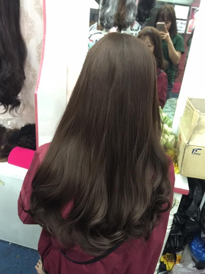 Tóc của Vivo đạt chuẩn Nhật Bản nên khách hàng rất yên tâm (Nguồn: Sưu tầm)