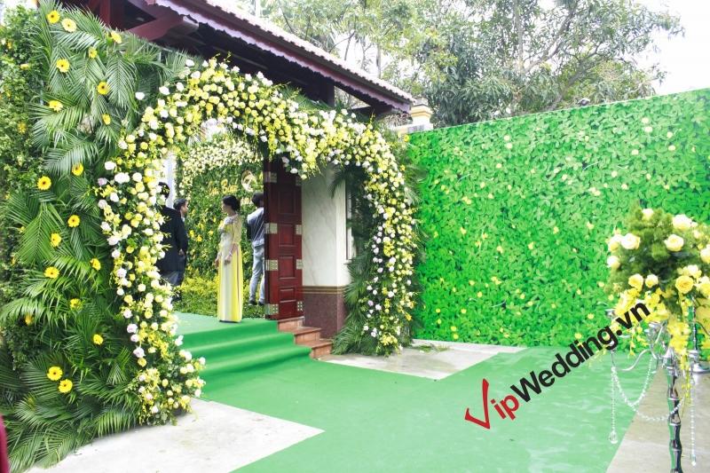 Dịch vụ trang trí tiệc cưới tại VipWedding