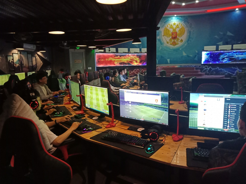 Virus E-Sport Stadium