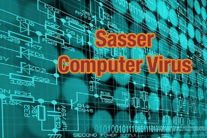 Virus Sasser