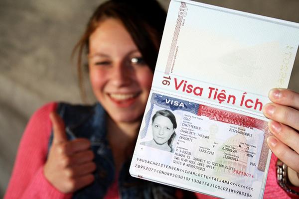 Visa Tiện Ích