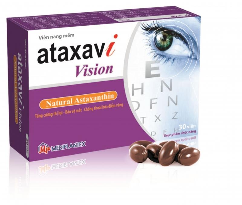 Thực phẩm chức năng Vision
