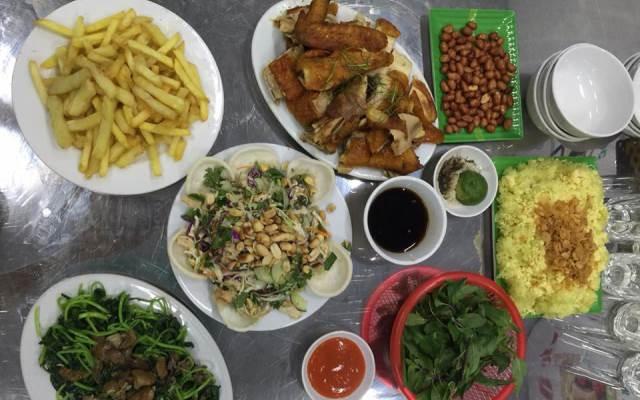 Món vịt và những món ăn kèm ở Vịt 59