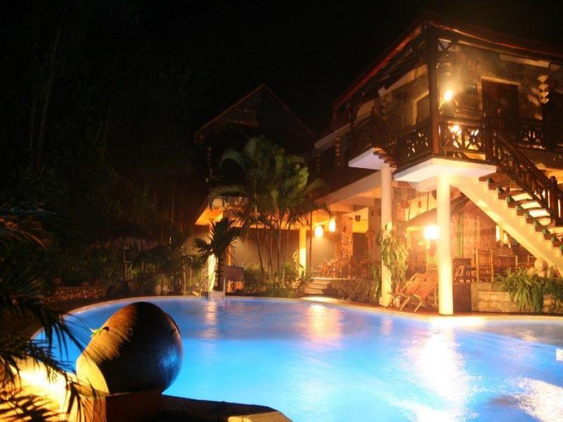 Một góc tại Vịt Cổ Xanh Resort Spa - La Ferme Du Colvert Resort