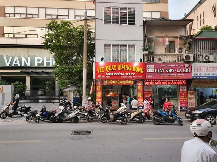 Vịt quay Quảng Đông