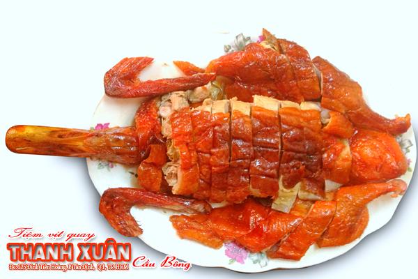 Vịt quay Thanh Xuân