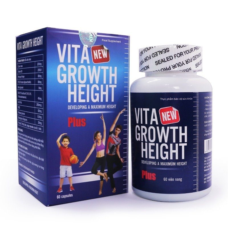 Vita Growth Height